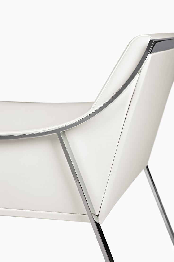 This Detail Of The Aileron Occasional Chair Is A Great Example Of  Christophe Pilletu0027s Use Of