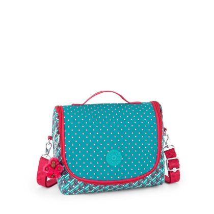 Compre KIPLING : Lancheira New Kichirou azul Summer Pop Bl Kipling por R$399,00 - Kipling