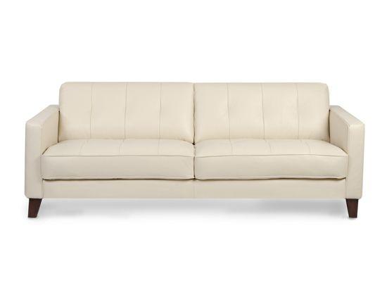 Plummers Leather Sofas Gregata Leather Sofa Beige