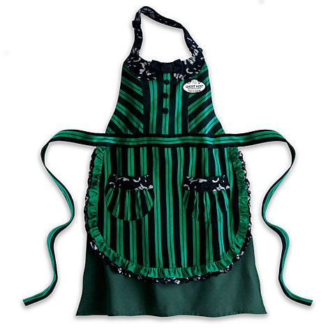 Haunted Mansion Ghost Host Apron
