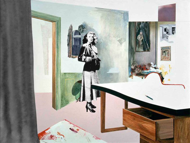 Richard Hamilton: the Duchamp-ion of intellectual art    The father of pop art – who is to be the subject of a posthumous exhibition at the National Gallery – also rediscovered and popularised the once-neglected work of Marcel Duchamp