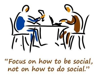Ik ben erg sociaal, ik kan goed met mensen omgaan en ik heb altijd een goed humeur