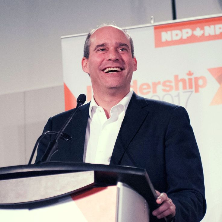 My critic on Guy Caron and his social media strategy for the 2017 NDP Leadership race.