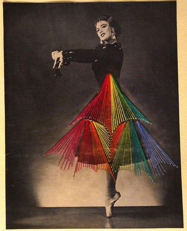 Bailarinas de José Romussi