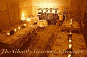 Trybooking | Ghostly Gourmet Adventure