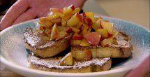 Soupe aux pommes de terre, maïs et lard fumé façon Gordon Ramsay Gordon Ramsay : les recettes du chef 3 étoiles Paris Première