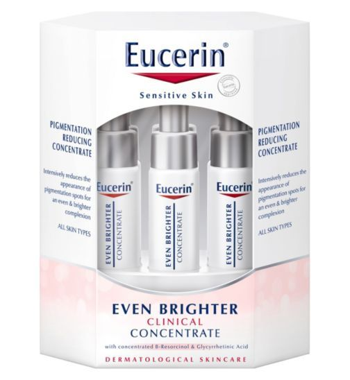Homemade Skin Care: Eucerin Even Brighter Concentrate - Boots
