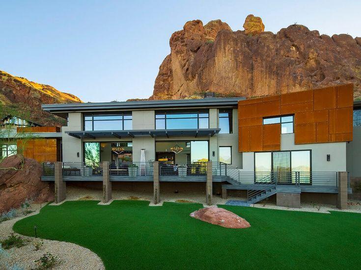 Arizona Contemporary By Luster Custom Homes   2015 Interior Design Ideas