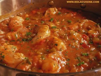Shrimp Creole Recipe | Nola Cuisine