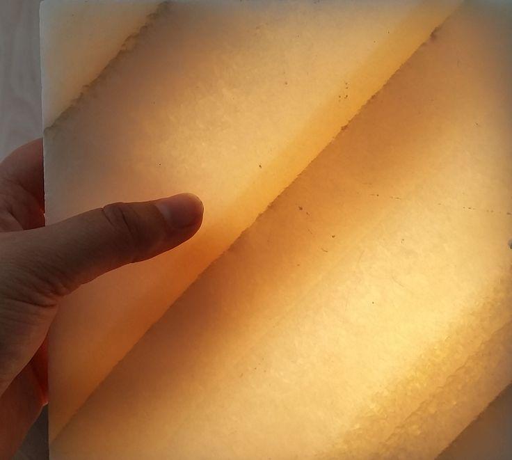 Materials + Textures_backlit onyx