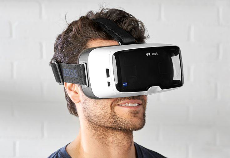 VR One Plus Virtual Reality Glasses @ Sharper Image