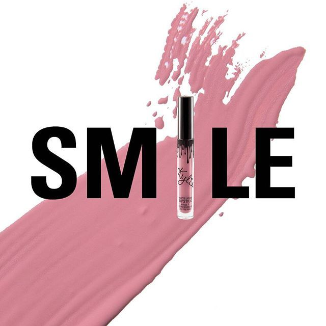@kyliecosmetics: Excited to let you guys know that SMILE will be back this Thursday, Jan 5 at 2pm pst! 100% of net proceeds will benefit @smiletrain, helping children around the world with clefts.