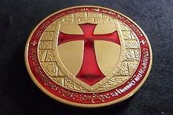 Knights Templar Coin