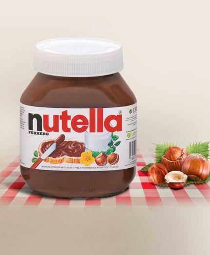 5x de lekkerste recepten met Nutella ®