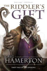 The Riddler's Gift: First Tale Of The Lifesong by Greg Hamerton ebook deal