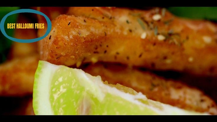 Best Halloumi Fries