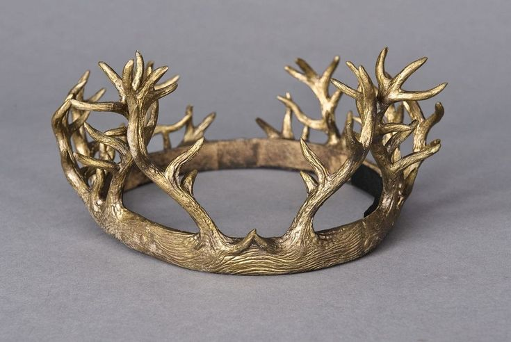 Renly Baratheon's crown, Game of Thrones ♛                                                                                                                                                                                 More