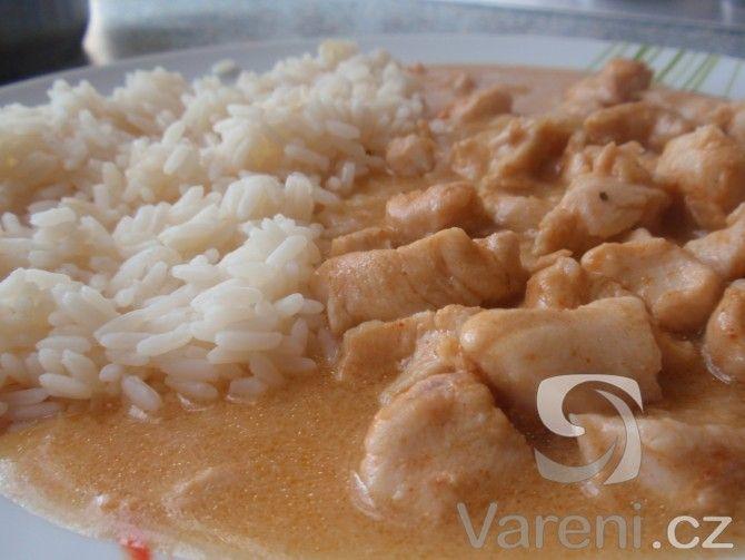 Velice chutné jídlo, které je rychle připraveno.