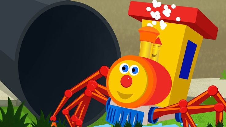 Ben dreams that he has become a spider and he is singing whilst trying to climb the water sprout; but is he really going to be able to climb the water spout? Find out in this rainy nursery rhyme! #benthetrain #incywincyspider #kidssongs #babysongs #educational #entertainment #kids #parenting #learning #babies #fun #playtime