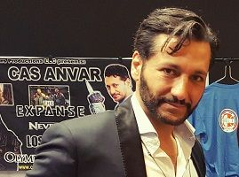 Want to read this great interview Geek Chocolate had with Cas Anvar at one of Comic cons events. Excellent questions where ask to Cas on The Expanse being on this awesome show.