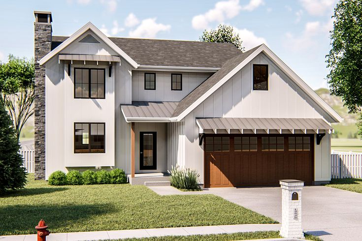 Plan 710117btz Courtyard Entry House Plan With Optional Second Floor In 2020 Craftsman Style House Plans Craftsman House Plans Craftsman House