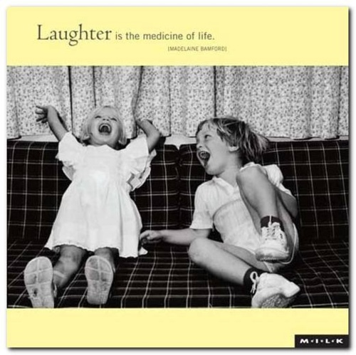Laughter is the Best Medicine Essay