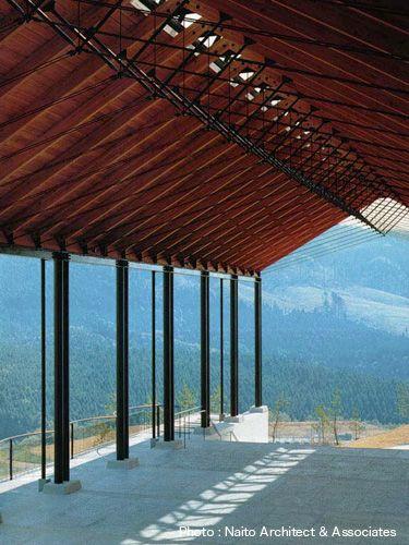Art museum, Hiroshi Naito, 1992