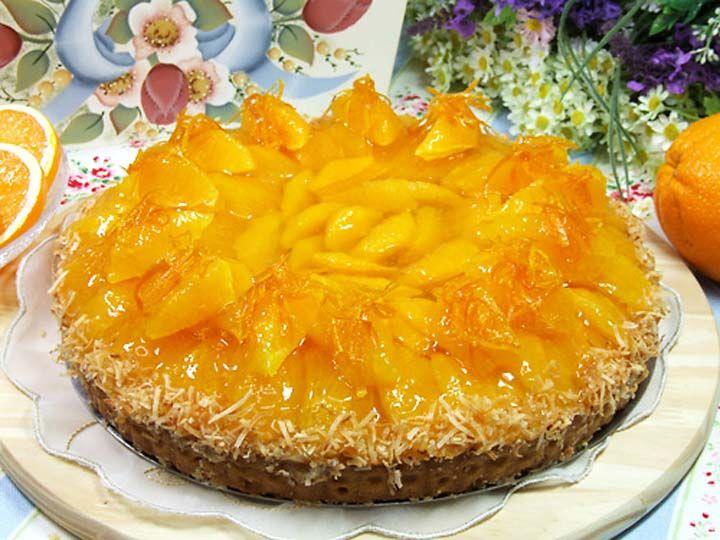 オレンジ  フルーツタルトのミャムミャム MiamMiam