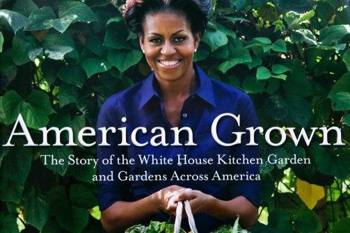 michelle-obama-book-klein-tease 12 Juicy Bits From Michelle Obama's Garden Book