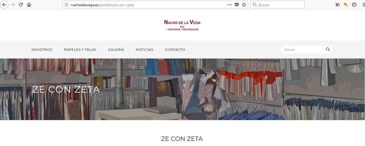 NACHO DE LA VEGA & ZEconZeta -  Un espacio para Ze…conzeta en su Web: http://nachodelavega.es/portfolio/ze-con-zeta/ Más Info: http://nachodelavega.es/ - Columela, 15 bajo - 28001 Madrid. España - Tlf: 91 575 91 20 - email: ndelavega@hotmail.es   #telas #textil #deco #decoracion #nuevacoleccion #interiorismo #tapiceria #tendencia #fabricante #mayorista #colores #ZE #ZEconzeta #fabrics #textile #Decor #newcolletion #interiordesign #upholstery #trending #maker #wholesaler #colours…