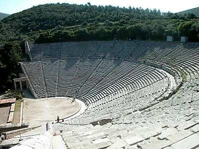 Epidaurus, Greece.  http://www.worldheritagesite.org/sites/epidaurus.html