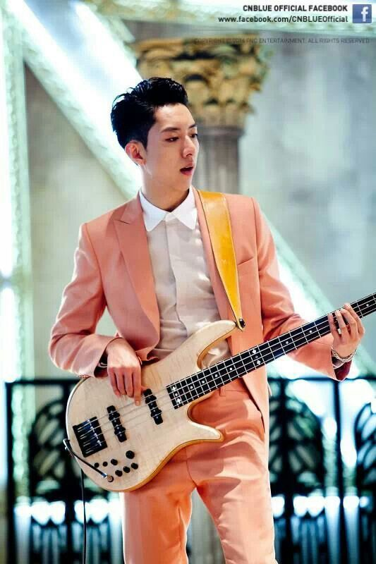 CNBLUE Can't Stop Jungshin