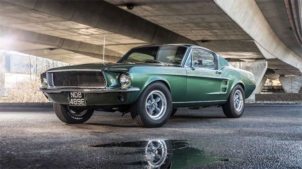 Ford S Secret Warehouse Of Classic Cars Ford Mustang Bullitt Mustang Bullitt Ford Mustang