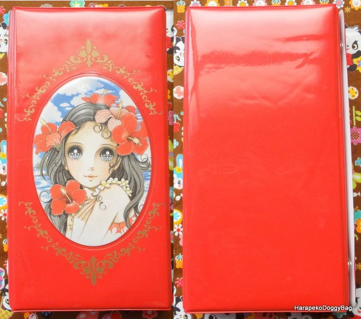 A recent Japanese pencil case made for a Macoto Takahashi art exhibition in 2004.