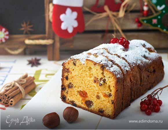 Рождественский кекс: рецепты и советы