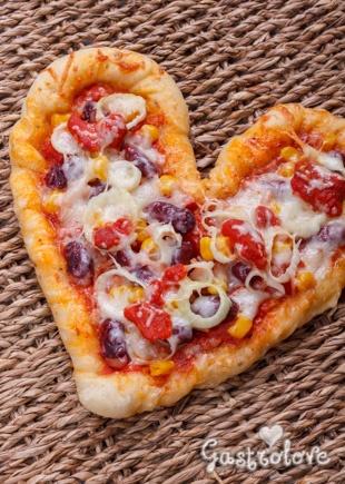 A legfinomabb fűszeres pizzatészta receptje
