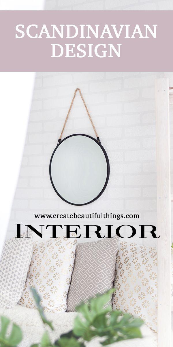 Easy Scandinavian Interior Design Styleguide