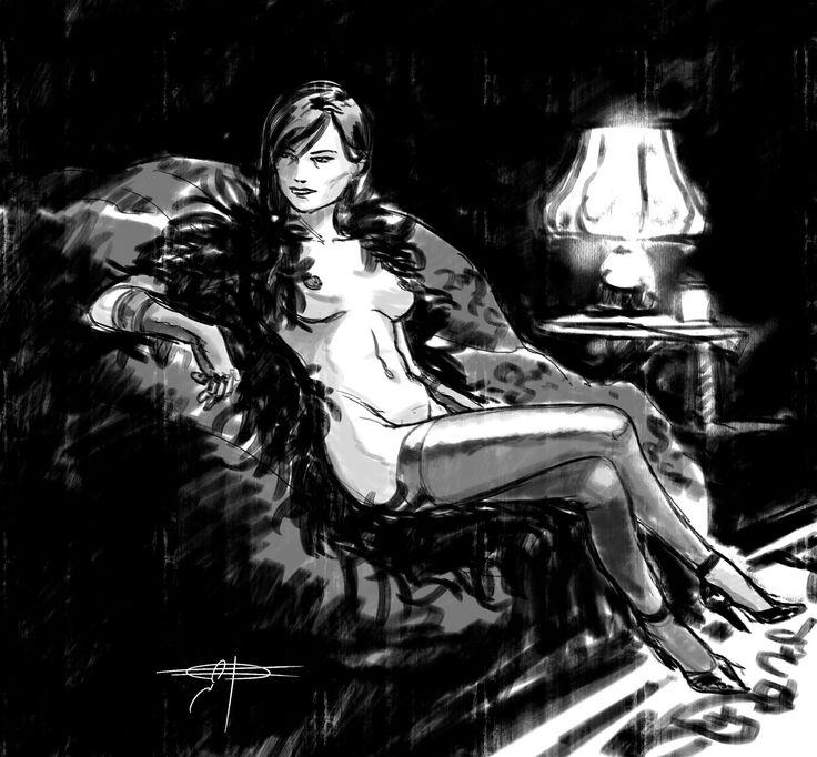 "https://flic.kr/p/TFWeqa | sketch ""boudoir"""