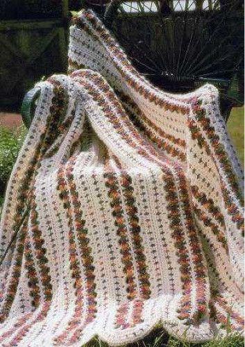 Crochet Patterns In Hindi : ... Crochet ? Indian Summer Afghan Crochet Pattern #crochet #pattern #