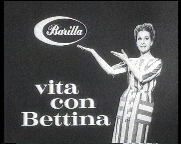 Soon after the birth of Italian Television, Barilla launched a 12-year period of TV-based advertising campaigns.