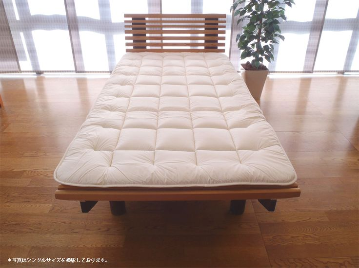 e-ofutonya | Rakuten Global Market: Nishikawa living single size bed dedicated proof mattress (made in Japan)
