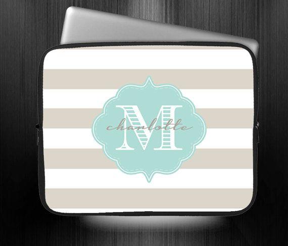 25  best ideas about monogram laptop on pinterest