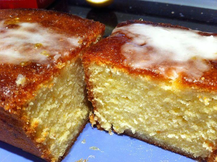 Recettes d'une mère de famille nombreuse: Cake à l'orange, facile et rapide