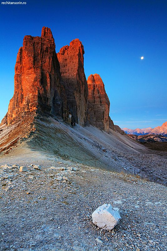 Tre Cime di #Lavaredo, #Italy www.citiesitaly.com