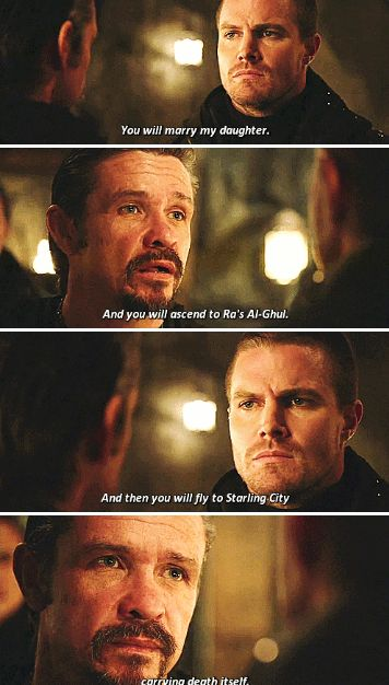 Inside Arrow 3x22 'This is Your Sword'
