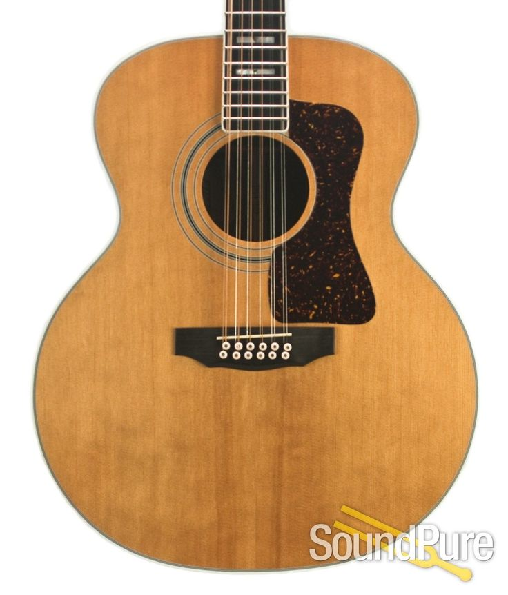 Guild JF55-12-NT 12 String Acoustic Guitar  Used