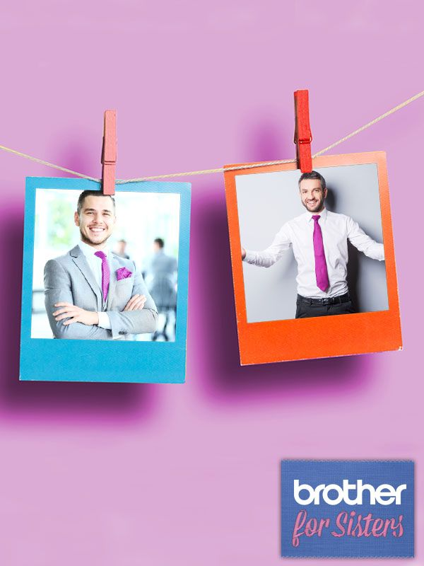Are you wearing a pink tie to help raise funds for breast cancer research? If you haven't purchased one yet...it's not too late! Click through now and #showyoursupport this October for the @nbcfaus :) #BrotherforSisters #NBCF