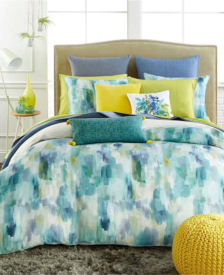 Bluebellgray Cameron Comforter And Duvet Sets Covers Bed Bath Macy S