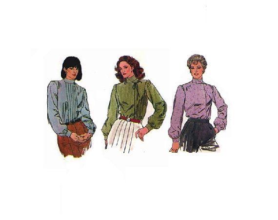 140 besten 1980s Sewing Patterns Bilder auf Pinterest | 1980er ...