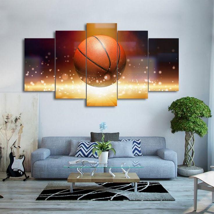 25+ unique 5 piece canvas art ideas on Pinterest   Living room ...